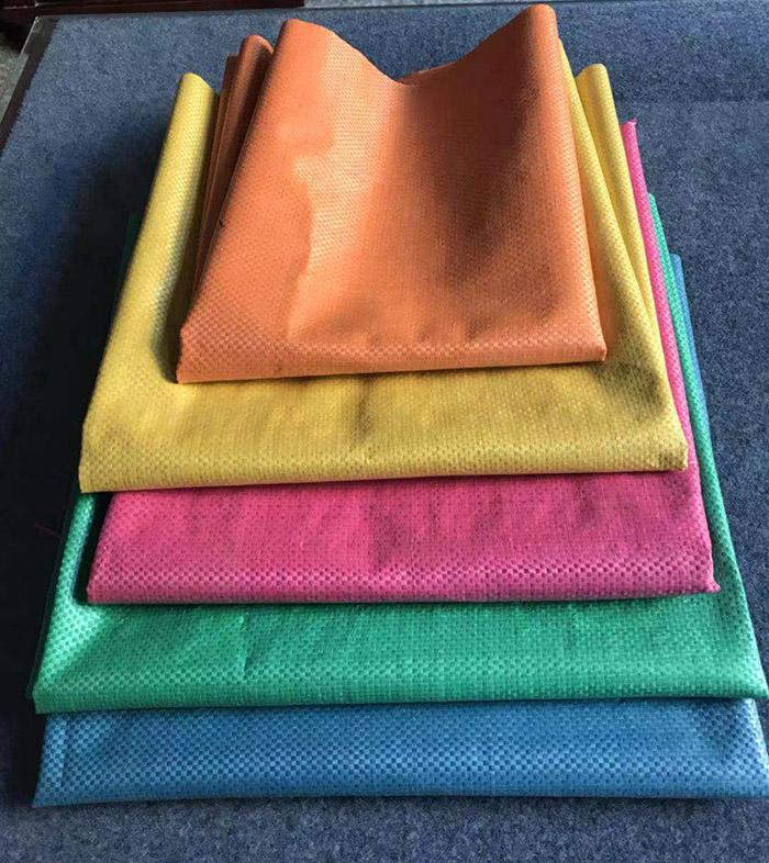 彩印塑料编织袋